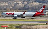 PT-MSS - TAM Boeing 767-300ER aircraft
