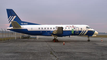 VQ-BGC - Polet Flight SAAB 340