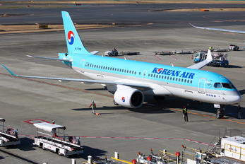 HL7200 - Korean Air Bombardier CS300