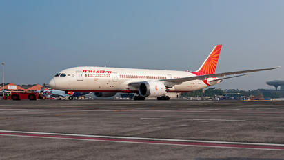 VT-ANT - Air India Boeing 787-8 Dreamliner