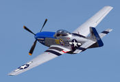NL5427V - Private North American P-51D Mustang aircraft