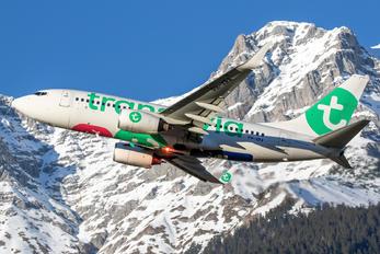 PH-XRA - Transavia Boeing 737-700