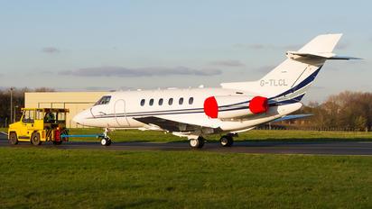 G-TLCL - Private Hawker Beechcraft 800XP