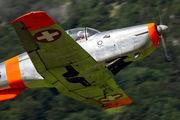 HB-RCQ - P3 Flyers Ticino Pilatus P-3 aircraft