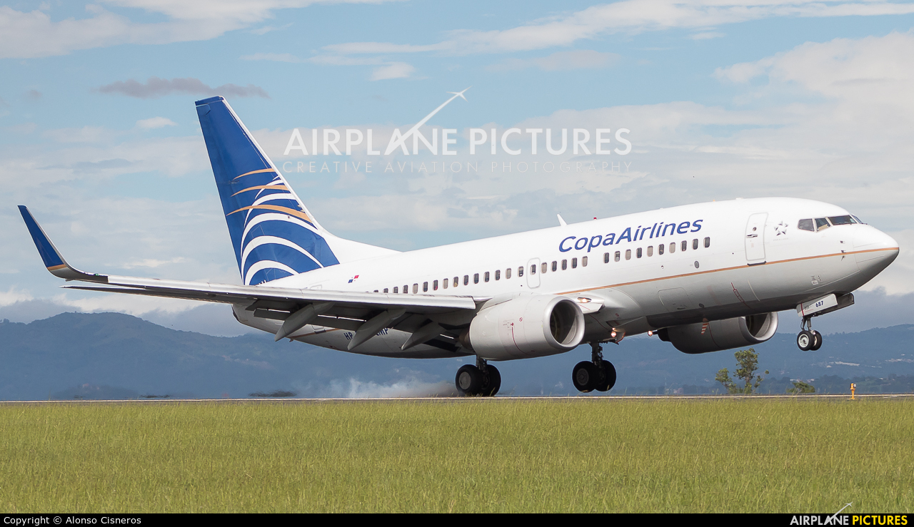 Copa Airlines HP-1530CMP aircraft at San Jose - Juan Santamaría Intl