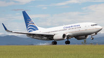 HP-1530CMP - Copa Airlines Boeing 737-700 aircraft
