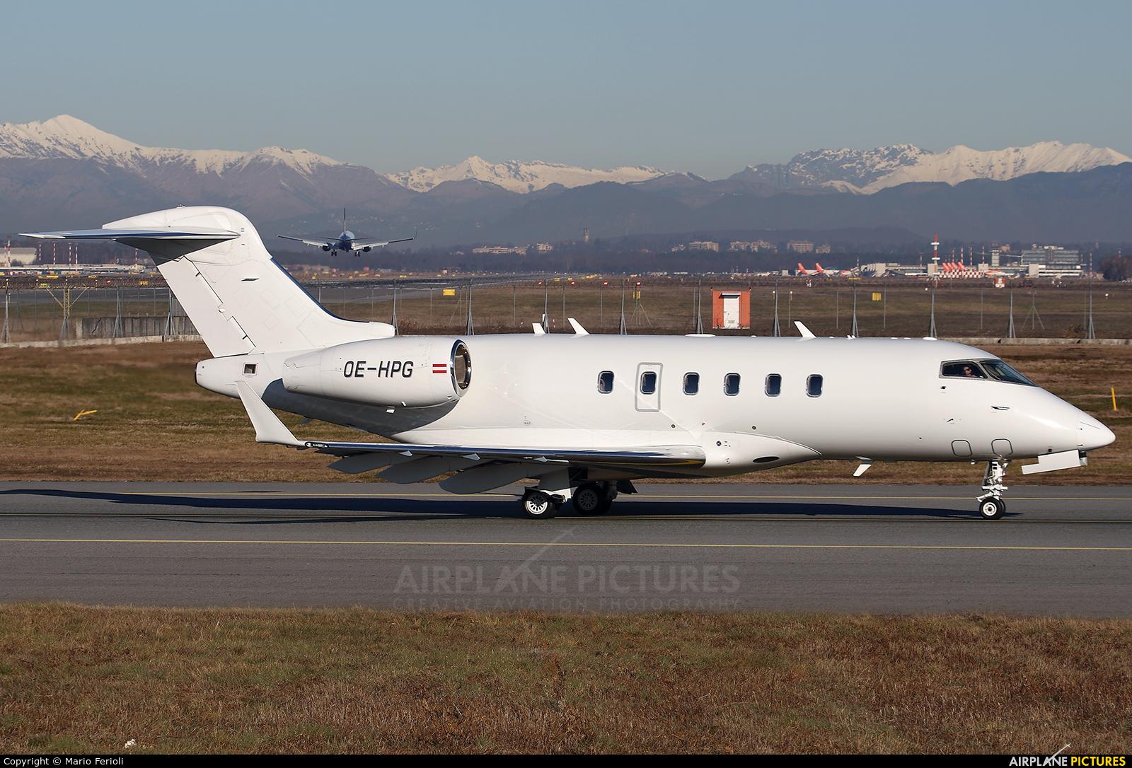 Amira Air OE-HPG aircraft at Milan - Malpensa