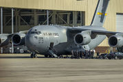 1098 - USA - Air Force Boeing C-17A Globemaster III aircraft