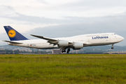 D-ABYN - Lufthansa Boeing 747-8 aircraft