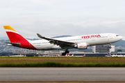 EC-MJA - Iberia Airbus A330-200 aircraft