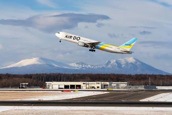JA01HD - Air Do - Hokkaido International Airlines Boeing 767-300ER