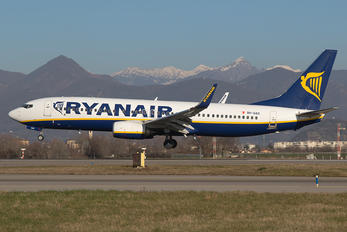 9H-QAO - Ryanair (Malta Air) Boeing 737-8AS