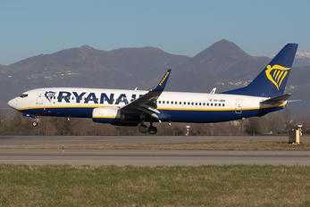 9H-QBM - Ryanair (Malta Air) Boeing 737-8AS