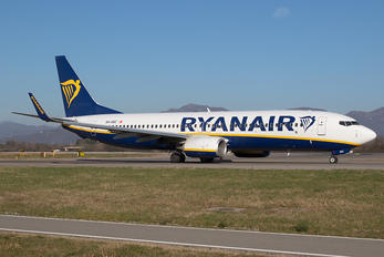 9H-QBZ - Ryanair (Malta Air) Boeing 737-8AS
