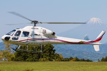 JA355N - Shizuoka Air Commuter Corporation Aerospatiale AS355 Ecureuil 2 / Twin Squirrel 2