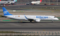 EC-LFZ - Air Europa Embraer ERJ-195 (190-200) aircraft