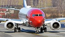 EI-FJB - Norwegian Air International Boeing 737-800 aircraft