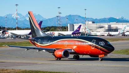 LY-KDT - KlasJet Boeing 737-500
