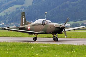 3H-FB - Austria - Air Force Pilatus PC-7 I & II