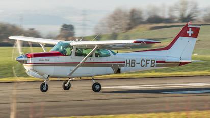 HB-CFB - Private Cessna 172 RG Skyhawk / Cutlass