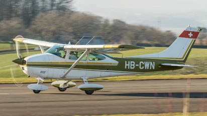 HB-CWN - Private Cessna 182 Skylane (all models except RG)