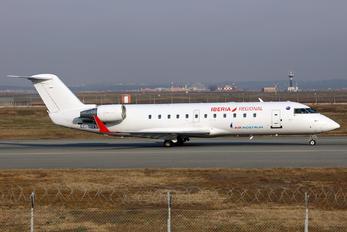 EC--GZA - Air Nostrum - Iberia Regional Bombardier CRJ-200ER