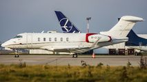 M-OCNY - Private Bombardier BD-100 Challenger 350 series aircraft