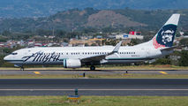 N532AS - Alaska Airlines Boeing 737-800 aircraft