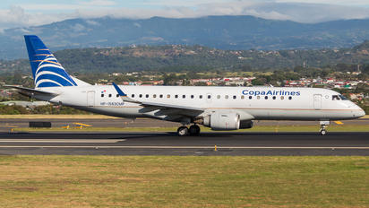 HP-1563CMP - Copa Airlines Colombia Embraer ERJ-190 (190-100)
