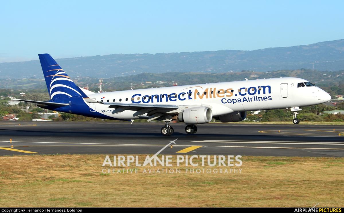 Copa Airlines HP-1564CMP aircraft at San Jose - Juan Santamaría Intl