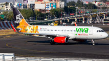 New special livery of VivaAerobus A320 title=