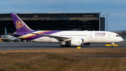 HS-TQE - Thai Airways Boeing 787-8 Dreamliner