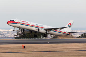 B-9947 - China Eastern Airlines Airbus A321