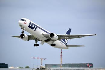 SP-LPB - LOT - Polish Airlines Boeing 767-300