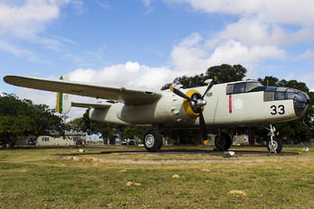 FAB5133 - Brazil - Air Force North American B-25J Mitchell