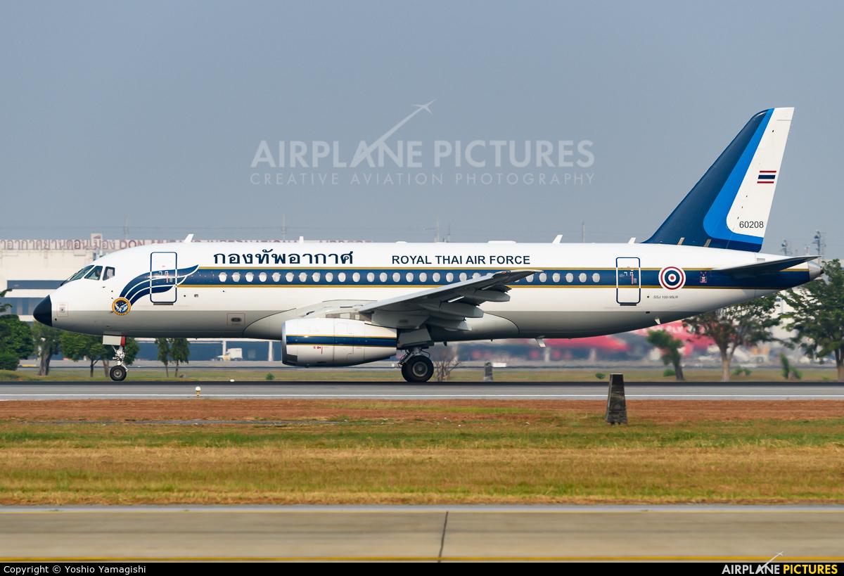 Thailand - Air Force L18-3/61 aircraft at Bangkok - Don Muang