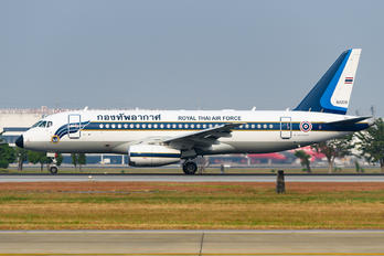 L18-3/61 - Thailand - Air Force Sukhoi Superjet 100LR