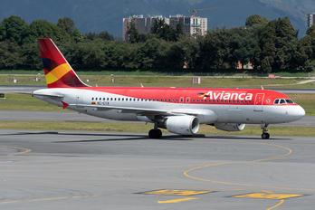 HC-CTX - Avianca Airbus A320