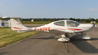F-HDKG - Private Diamond DA 40 Diamond Star