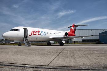 2-JACC - Jetair Caribbean Fokker 70