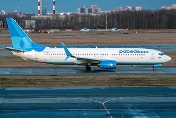 VP-BQZ - Pobeda Boeing 737-800