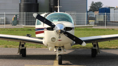 N1156B - Private Mooney M20J