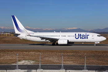VQ-BDG - UTair Boeing 737-800
