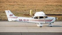 OK-ELU - Elmontex Air Cessna 172 Skyhawk (all models except RG) aircraft