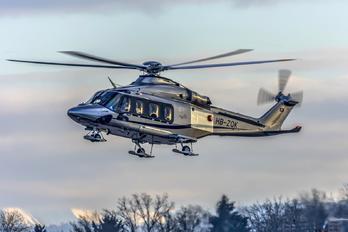 HB-ZQK - Swiss Jet Agusta Westland AW139