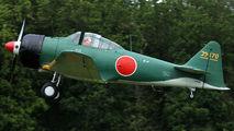 F-AZZM - Private North American Harvard/Texan mod Zero aircraft