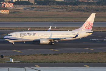 B-18660 - China Airlines Boeing 737-800
