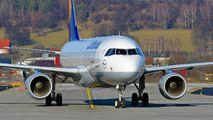 D-AIUV - Lufthansa Airbus A320 aircraft