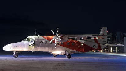 LN-LTS - Lufttransport Dornier Do.228 NG