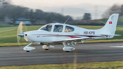 HB-KPS - Private Cirrus SR20